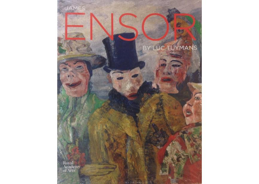 James Ensor by Luc Tuymans_RA